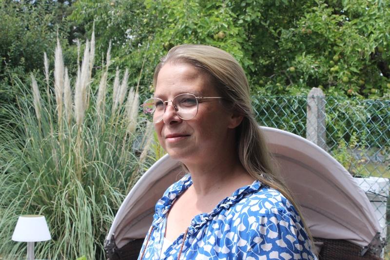 Ergotherapeutin Tanja Herold-Krupski